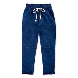 Штаны для мальчика Варенки , синий
