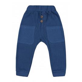 Штаны для мальчика Джоггеры, джинсовый