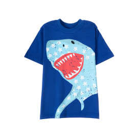 Футболка для мальчика Star shark, электрик