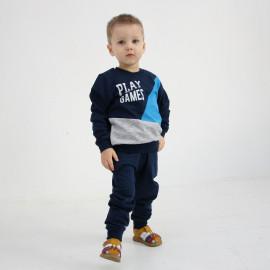 Костюм для мальчика Триколор, голубой