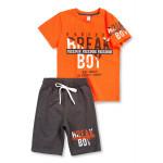 Костюм  для мальчика Брейкбой, оранжевый