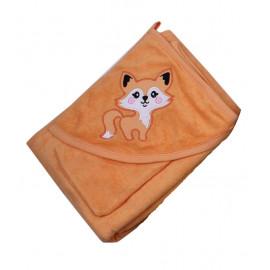 Набор для купания Лиса, оранжевый