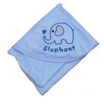 Набор для купания Слон, голубой