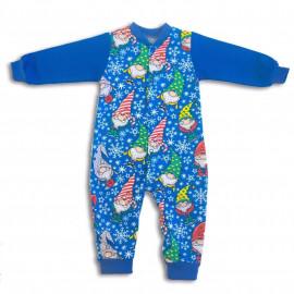 Комбинезон для новорожденных Домовенок, синий