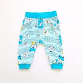 Штанишки для малышей Мишки, голубой
