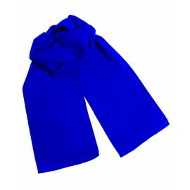 Шарф детский, синий