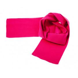 Шарф детский, розовый