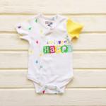 Боди для новорожденных Хэппи, микс