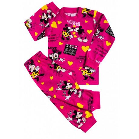 Пижама для девочки Маусы