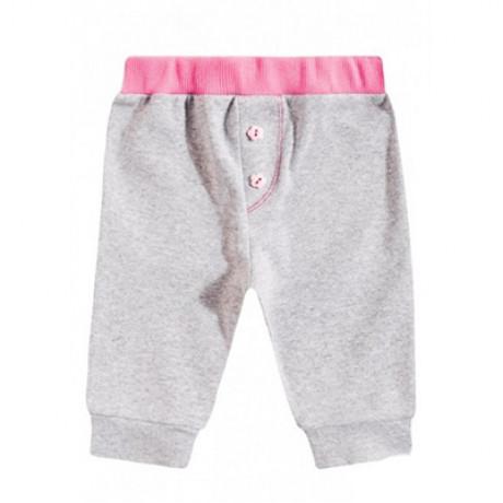 Штаны ясельные, розовый