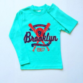Лонгслив для мальчика Бруклин