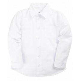 Рубашка для мальчика классическая, белый