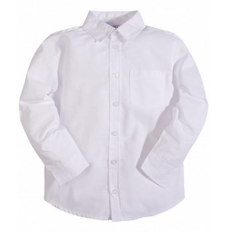 Рубашка для мальчика Классика, белый