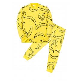 Пижама детская Bananas, желтый