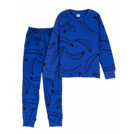 Пижама детская Bananas blue, синий