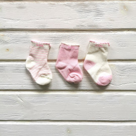 Носки для девочки Герл, микс