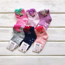 Носки для девочки Мышата, микс