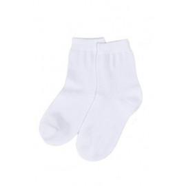 Носки детские Однотонные, белый