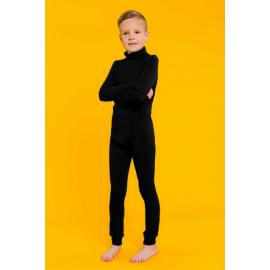 Комплект для мальчика (термо с начесом), черный