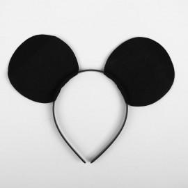 Карнавальный ободок Мышка