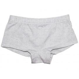 Трусы для девочки (шортики), серый