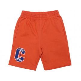 Шорты для мальчика Кул, оранжевый