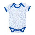 Боди для малышей Котята, синий
